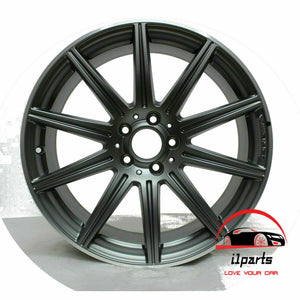 "MERCEDES CLS63 CLS63s 2013-2018 19"" FACTORY ORIGINAL REAR AMG WHEEL RIM"