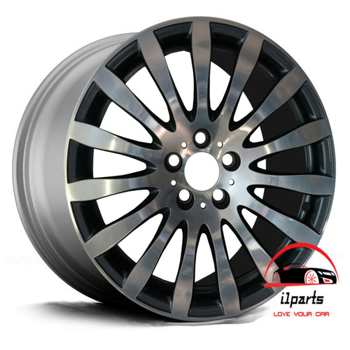 19 INCH ALLOY RIM WHEEL FACTORY OEM 71155 36116774787; 6774787