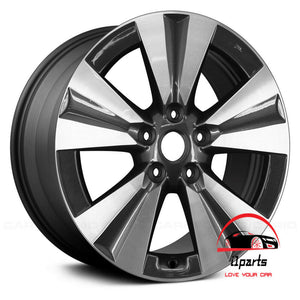 "NISSAN LEAF 2013-2019 17"" FACTORY ORIGINAL WHEEL RIM STEEL"