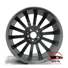"Load image into Gallery viewer, SET OF 4 MERCEDES C300 C300D C400 2015 2016 19"" FACTORY OEM STAGGERED WHEELS RIMS"