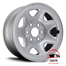 "Load image into Gallery viewer, GMC YUKON, YUKON XL, SIERRA 2014 2015 2016 2017 2018 2019 17"" FACTORY OEM WHEEL RIM STEEL"