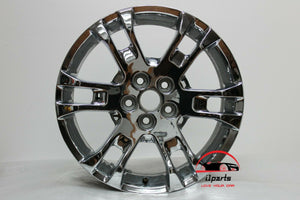 "CHEVROLET EQUINOX 2010 2011 2012 2013 2014 2015 19"" FACTORY ORIGINAL WHEEL RIM"