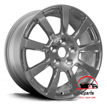 "Load image into Gallery viewer, CADILLAC CTS 2008 2009 18"" FACTORY ORIGINAL WHEEL RIM FRONT"