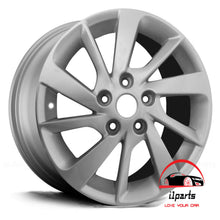 "Load image into Gallery viewer, NISSAN SENTRA 2013 2014 2015 16"" FACTORY ORIGINAL WHEEL RIM STEEL"