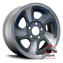 "Load image into Gallery viewer, CHEVROLET BLAZER S10 1999 2000 2001 15"" FACTORY  ORIGINAL WHEEL RIM"