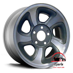 "GMC JIMMY S15 1999 2000 2001 15"" FACTORY ORIGINAL WHEEL RIM"