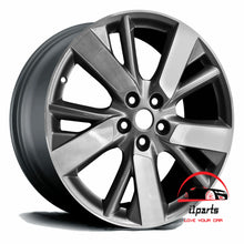 "Load image into Gallery viewer, NISSAN PATHFINDER 2013 2014 2015 2016 20"" FACTORY ORIGINAL WHEEL RIM"