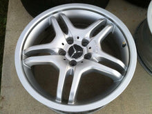 Load image into Gallery viewer, 18 INCH ALLOY RIM WHEEL FACTORY OEM FRONT AMG 65383 2034014102