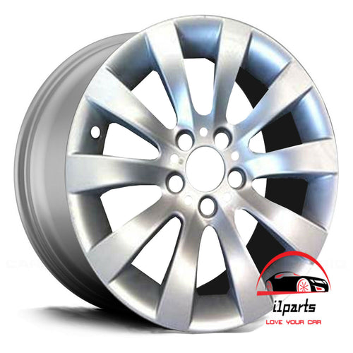 17 INCH ALLOY RIM WHEEL FACTORY OEM 71199 36116777347; 6777347