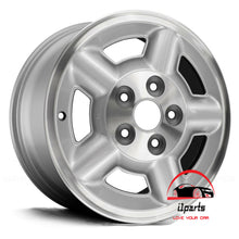 "Load image into Gallery viewer, GMC JIMMY S15 SONOMA 1995-2004 15"" FACTORY  ORIGINAL WHEEL RIM"