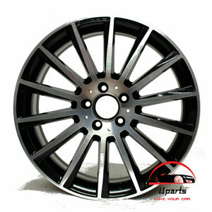 19 INCH ALLOY FRONT AMG RIM WHEEL FACTORY OEM 85450 A2054015400