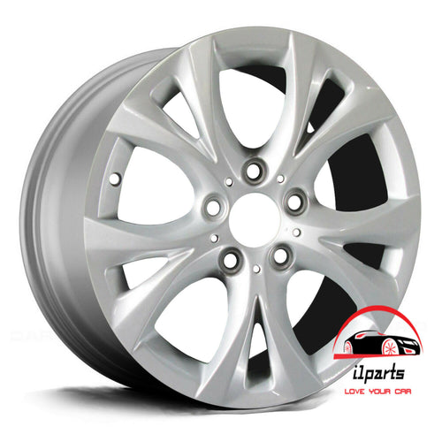 17 INCH ALLOY RIM WHEEL FACTORY OEM 71307 36103451879; 3451879