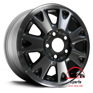 "CHEVROLET BLAZER S10 1998 15"" FACTORY ORIGINAL WHEEL RIM"