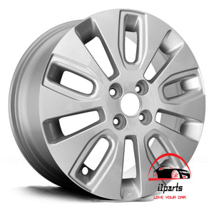 "KIA RIO 2012 2013 2014 2015 2016 16"" FACTORY ORIGINAL WHEEL RIM"
