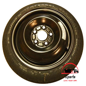 "NISSAN JUKE 370Z  2010-2017 17"" FACTORY ORIGINAL WHEEL RIM SPARE"