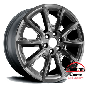 "CHEVROLET SUBURBAN 1500 TAHOE 2015-2020 22"" FACTORY ORIGINAL WHEEL RIM"