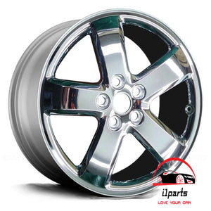 "CHEVROLET MALIBU 2008 17"" FACTORY ORIGINAL WHEEL RIM"