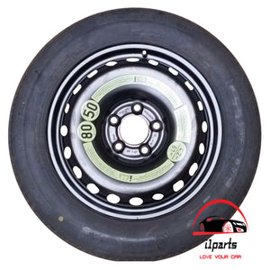 17 INCH STEEL RIM WHEEL FACTORY OEM 65528 2044000402