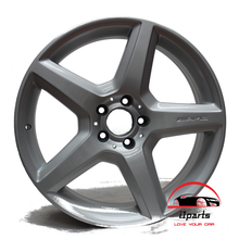 Load image into Gallery viewer, 19 INCH ALLOY FRONT AMG RIM WHEEL FACTORY OEM 85039 2304013002