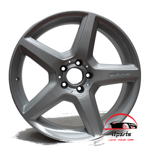 19 INCH ALLOY FRONT AMG RIM WHEEL FACTORY OEM 85039 2304013002