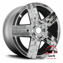 "Load image into Gallery viewer, CHEVROLET EQUINOX 2007-2009 17"" FACTORY ORIGINAL WHEEL RIM CHROME"