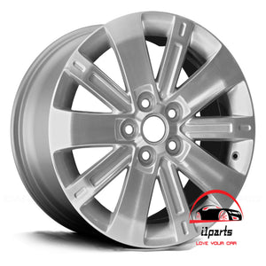 "CHEVROLET EQUINOX 2010 2011 2012 18"" FACTORY ORIGINAL WHEEL RIM"