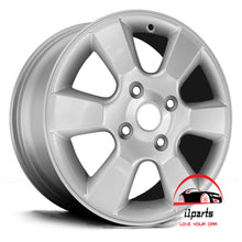"Load image into Gallery viewer, NISSAN VERSA 2012 15"" FACTORY ORIGINAL WHEEL RIM"