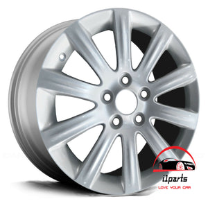 "CHRYSLER SEBRING 2010 17"" FACTORY ORIGINAL WHEEL RIM"