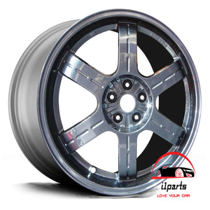 "NISSAN GT-R 2015 2016 20"" FACTORY ORIGINAL REAR WHEEL RIM"
