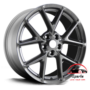 "NISSAN MAXIMA 2010 19"" FACTORY ORIGINAL WHEEL RIM"
