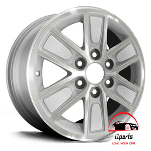 "GMC SIERRA 1500 PICKUP 2014 2015 2016 2017 2018 17"" FACTORY ORIGINAL WHEEL RIM"
