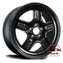 "Load image into Gallery viewer, CHEVROLET IMPALA 2010 2011 17"" FACTORY ORIGINAL WHEEL RIM STEEL"