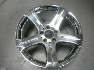 18 INCH ALLOY FRONT AMG RIM WHEEL FACTORY OEM 65371 A2194010102