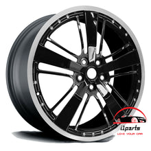 "Load image into Gallery viewer, CHEVROLET CAMARO 2010 2011 2012 2013 2014 21"" FACTORY ORIGINAL FRONT WHEEL RIM"