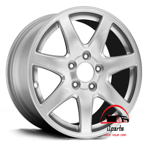 "VOLVO 70-80 SERIES 2008 2009 2010 16"" FACTORY ORIGINAL WHEEL RIM ""NAOS"""