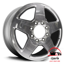 "Load image into Gallery viewer, CHEVROLET SILVERADO 2500 3500 PICKUP 2011-2019 20"" FACTORY ORIGINAL WHEEL RIM"