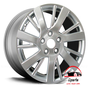 "NISSAN SENTRA 2013 2014 2015 17"" FACTORY ORIGINAL WHEEL RIM"
