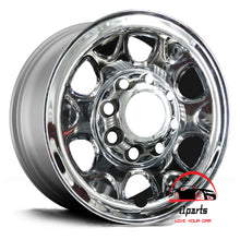 "Load image into Gallery viewer, GMC SIERRA 3500 PICKUP 2006-2010 16"" FACTORY ORIGINAL WHEEL RIM"
