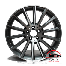 Load image into Gallery viewer, 19 INCH ALLOY REAR AMG RIM WHEEL FACTORY OEM 85451 A2054016600