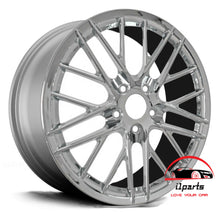 "Load image into Gallery viewer, CHEVROLET CORVETTE 2009-2013 19"" FACTORY ORIGINAL WHEEL RIM FRONT"