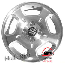 "Load image into Gallery viewer, SUZUKI SWIFT 2006 2007 2008 2009 2010 2011 14"" FACTORY ORIGINAL WHEEL RIM"
