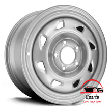 "Load image into Gallery viewer, CHEVROLET BLAZER S10 S10 1998-2005 15"" FACTORY ORIGINAL WHEEL RIM STEEL"