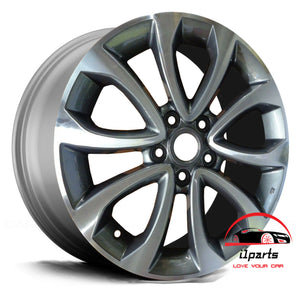 "NISSAN JUKE 2015 2016 17"" FACTORY ORIGINAL WHEEL RIM"