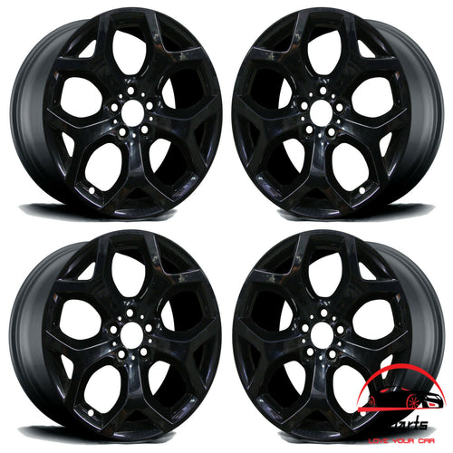 20 INCH ALLOY RIMS WHEELS FACTORY OEM 71177-71179, 36772249; 36116772249; 6772250; 36116772250