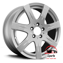 "Load image into Gallery viewer, MERCEDES E350 E550 2007 17"" FACTORY ORIGINAL WHEEL RIM"