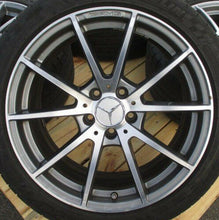Load image into Gallery viewer, 18 INCH ALLOY RIM WHEEL FACTORY OEM AMG REAR 85453 A2054011600