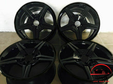 "Load image into Gallery viewer, SET OF 4 MERCEDES SL-CLASS 2009-2012 19"" FACTORY OEM STAGGERED WHEELS RIMS"