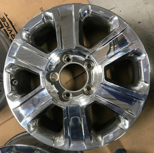 "TOYOTA TUNDRA 2014 2015 2016 2017 2018 20"" FACTORY ORIGINAL WHEEL RIM"