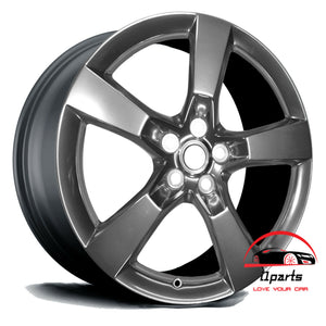 "CHEVROLET CAMARO 2010 2011 2012 20"" FACTORY ORIGINAL WHEEL RIM REAR"