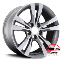 "Load image into Gallery viewer, CADILLAC CTS 2014 2015 18"" FACTORY ORIGINAL WHEEL RIM REAR"